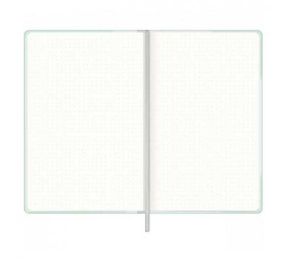 caderno pontilhado costurado capa dura fitto g soho 80 folhas 302970 2