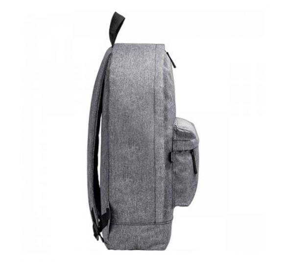 mochila de costas academie cinza 241601 3