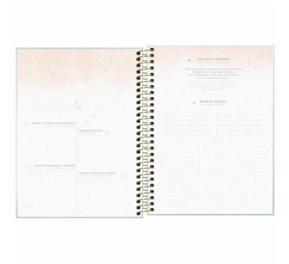 planner espiral 177 x 24 cm wedding permanente 292389 3