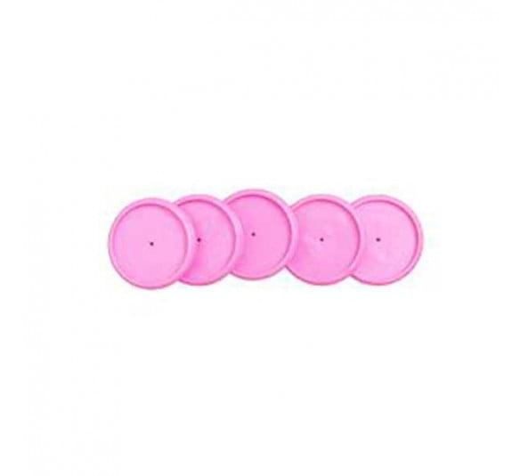 disco caderno inteligente rosa g