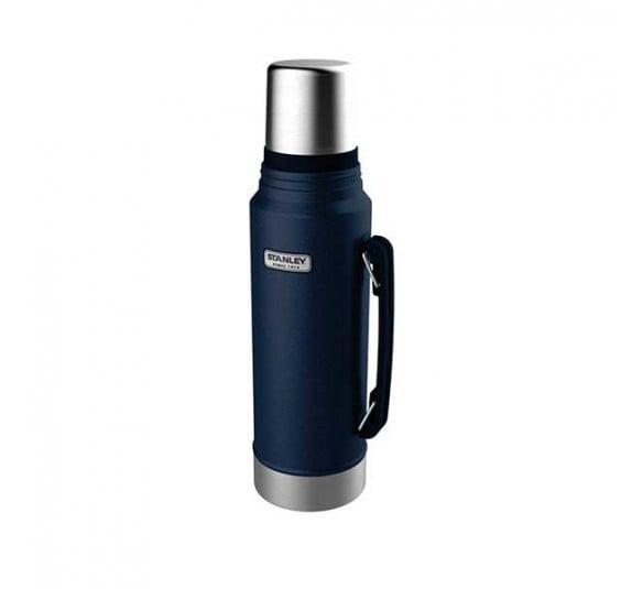 garrafa termica stanley classic navy 1l azul