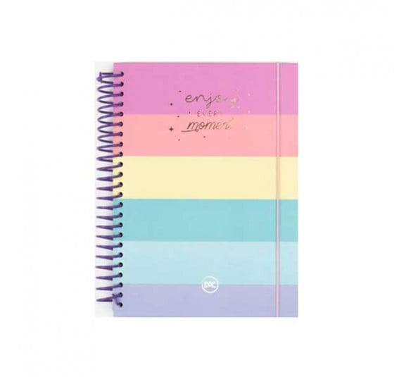 caderno colegial enjoy