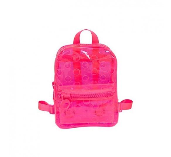 mochila bubble rosa 2