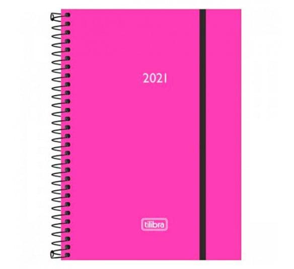 agenda espiral diaria neon 2021 315559 e3