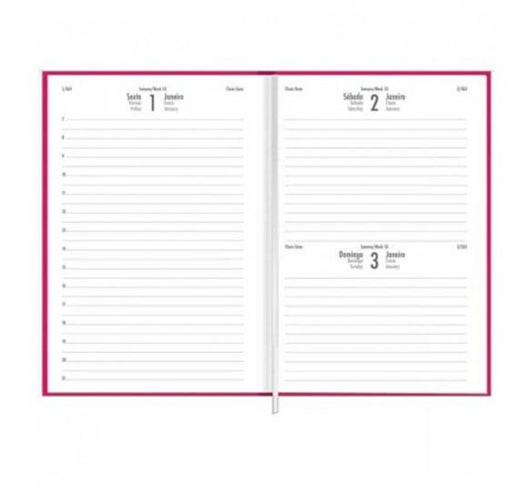 agenda executiva costurada diaria napoli feminina 2021 145548 3