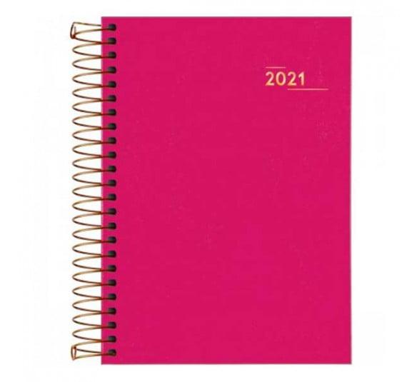 agenda executiva espiral diaria napoli feminina 2021 145530 e1