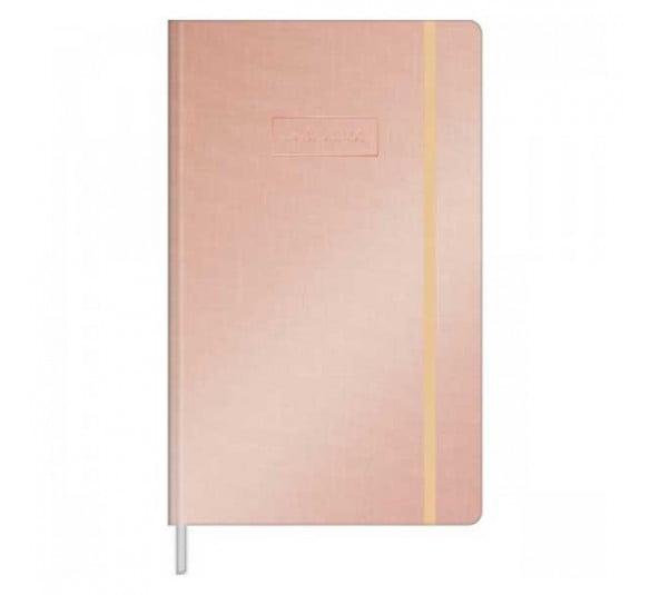 caderneta costurada capa dura g pontilhada west village metalizado 80 folhas 314340 e1