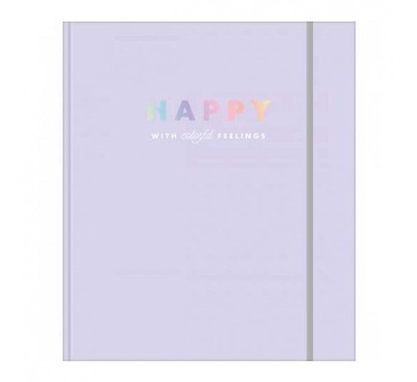 caderno argolado cartonado colegial com elastico happy 80 folhas 310280 e1