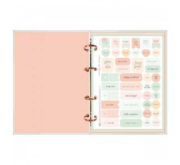 caderno argolado cartonado colegial soho 160 folhas 310301 2