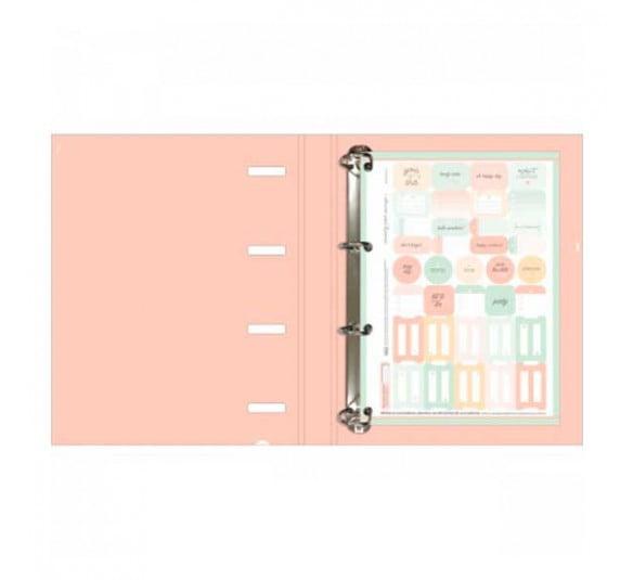 caderno argolado cartonado universitario com elastico soho 80 folhas 305596 1