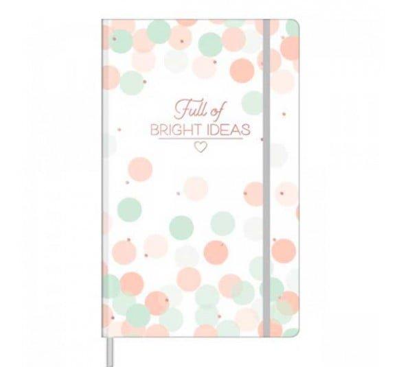 caderno pontilhado costurado capa dura fitto g soho 80 folhas 302970 e2