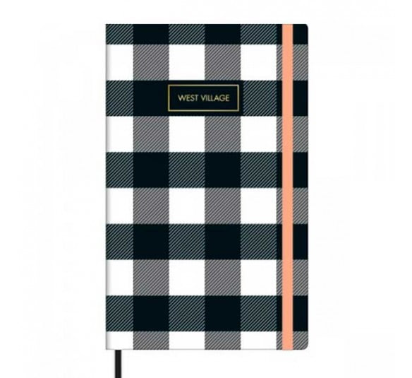 caderno pontilhado costurado capa dura fitto g west village 80 folhas 290106 e3