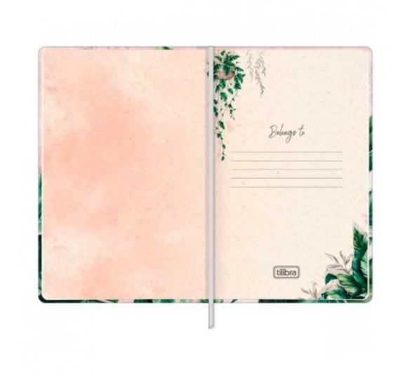 caderno sem pauta costurado capa dura fitto g naturalis 80f 316849 1