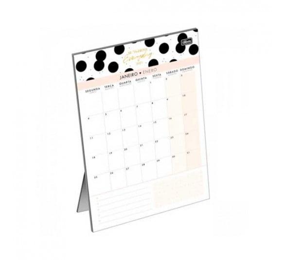 calendario planner de mesa west village