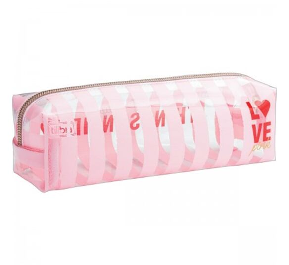 estojo love pink