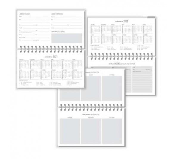 mini agenda fina ideia interno 3 retirar detalhe no topo da foto