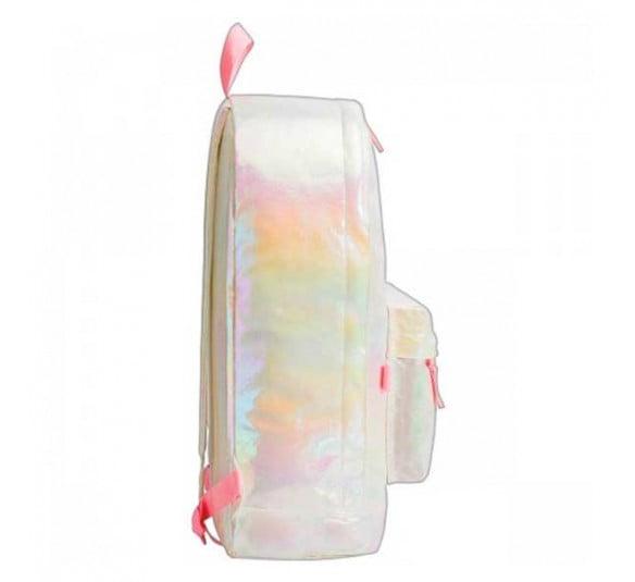 mochila de costas academie shine rosa 312193 3