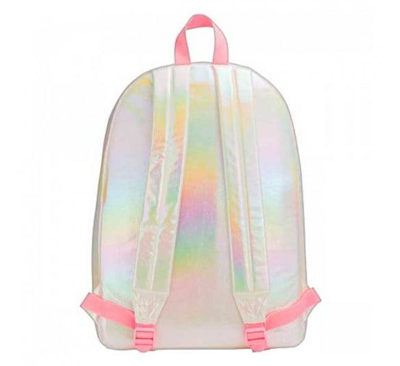 mochila de costas academie shine rosa 312193 4