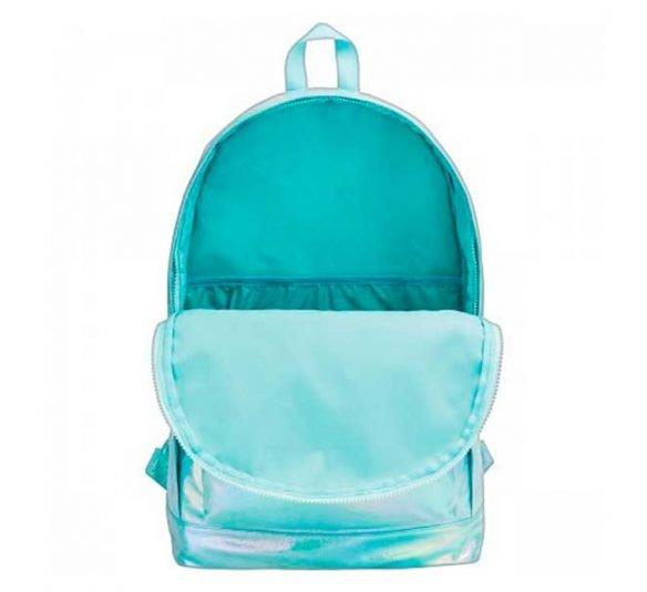 mochila de costas academie shine verde 315923 2