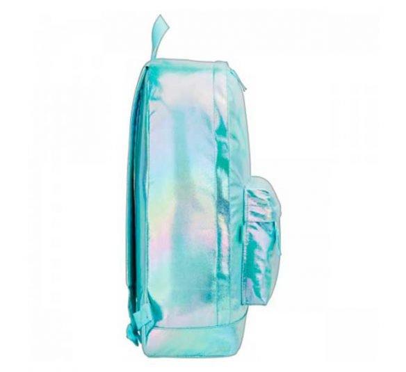 mochila de costas academie shine verde 315923 3