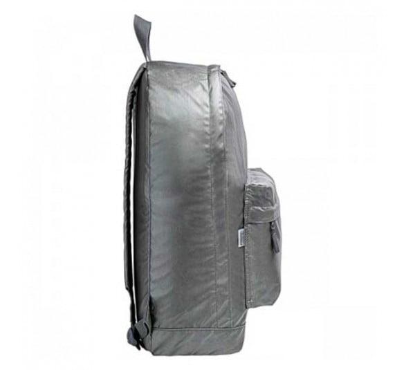 mochila de costas plus west village metalizada chumbo 313777 3