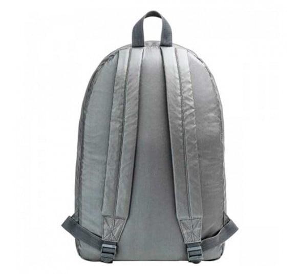 mochila de costas plus west village metalizada chumbo 313777 4