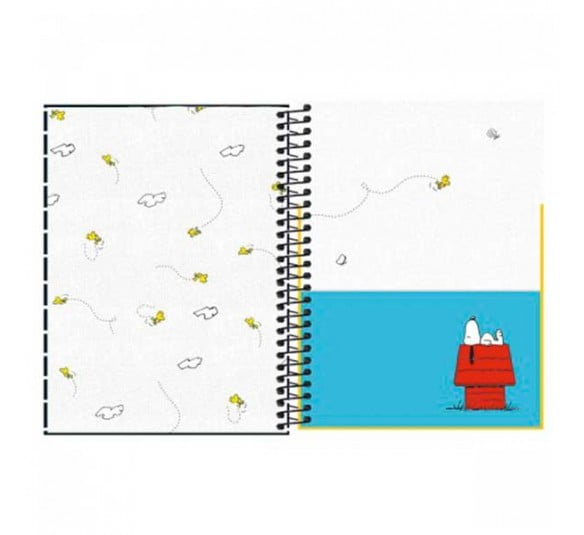 planner espiral snoopy 2021 301353 1