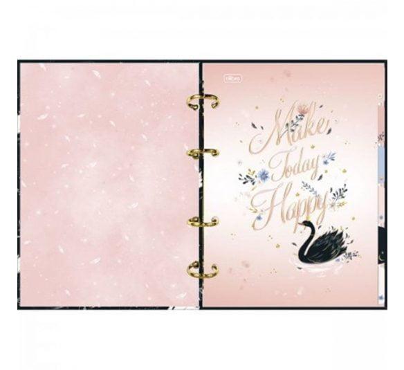 caderno argolado cartonado colegial royal 160 folhas 313475 1