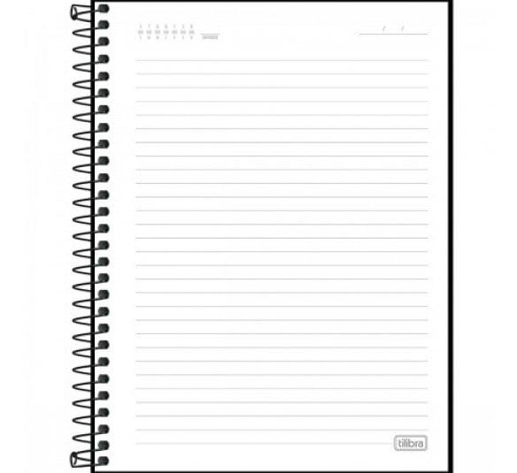 caderno executivo capa plastica com pauta cambridge definit 80 folhas 114278 1