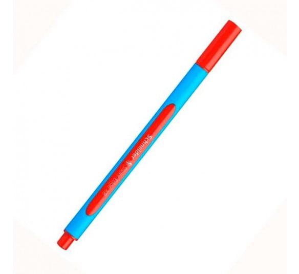 caneta schineider slider edge xb vermelha