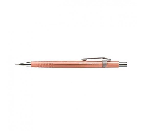 lapiseira pentel sharp 05 cores metalicas 1