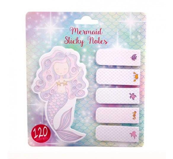 mermaid sticky notes sereia