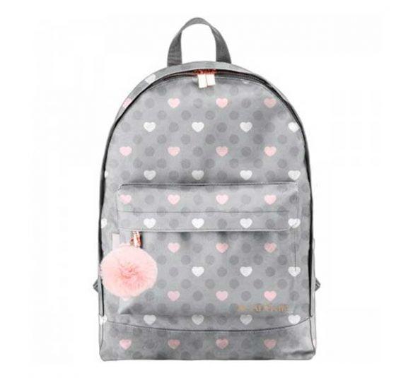 mochila de costas academie coracao 241725 1