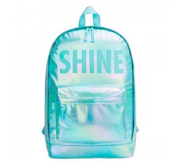 mochila de costas academie shine verde 315923 1