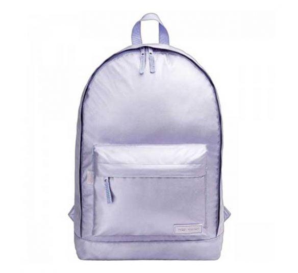 mochila de costas plus west village metalizada lilas 313912 1