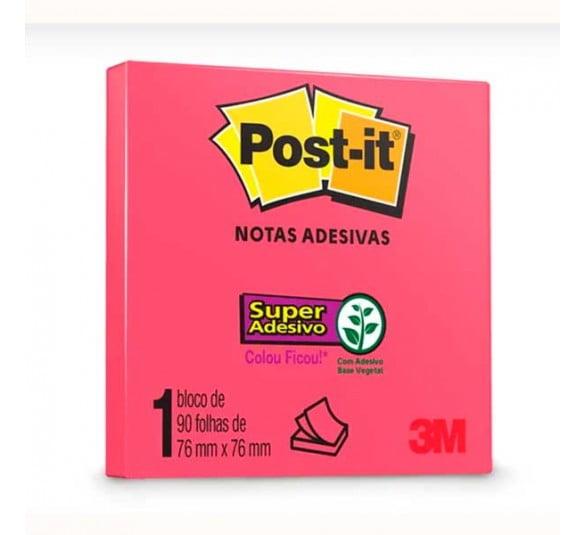 post it rosa poppy