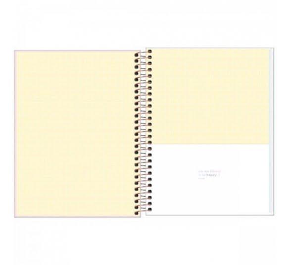 caderno capa dura colegial happy colors 10 materias 160 folhas 322733 1
