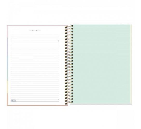caderno capa dura colegial happy colors 10 materias 160 folhas 322733 6