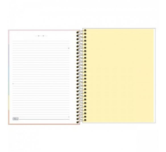 caderno capa dura colegial happy colors 10 materias 160 folhas 322733 7