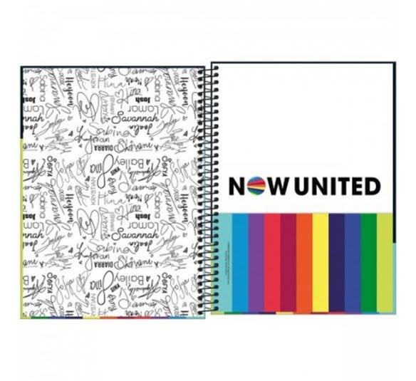 caderno espiral capa dura universitario 10 materias now united 160 folhas 318213 1