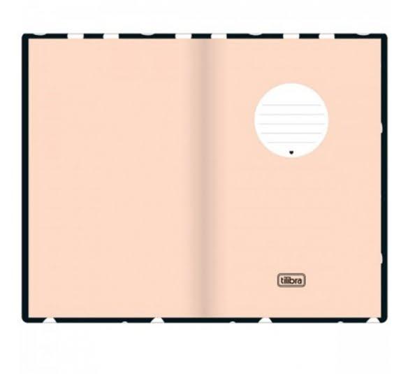 caderno pontilhado costurado capa dura fitto g west village 90 gramas 80 folhas 290106 1