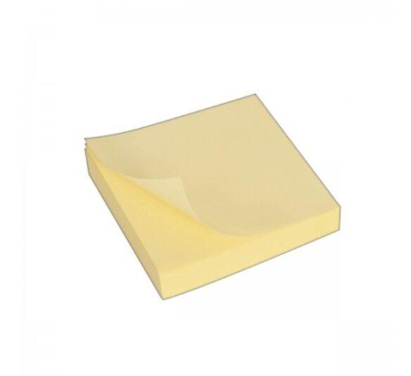 bloco adesivo tili notes 76x76mm 100 folhas amarelo 286214 e1