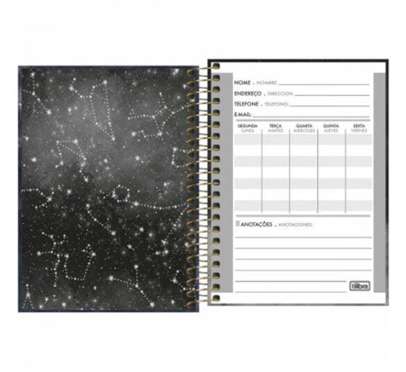 caderneta espiral capa dura 18 magic 80 folhas 295701 1