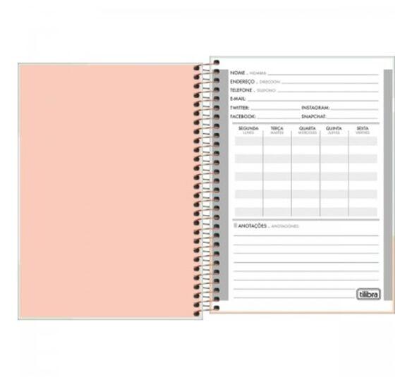 caderno espiral capa dura 14 soho 80 folhas 319821 1