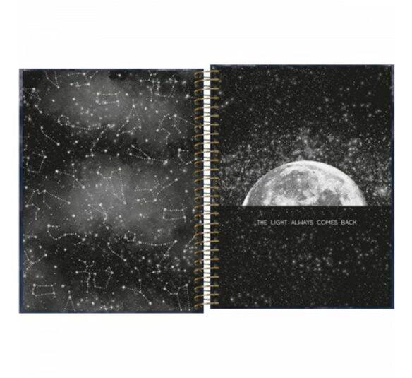 caderno espiral capa dura colegial 10 materias magic 160 folhas 319309 1