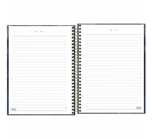 caderno espiral capa dura colegial 10 materias magic 160 folhas 319309 3