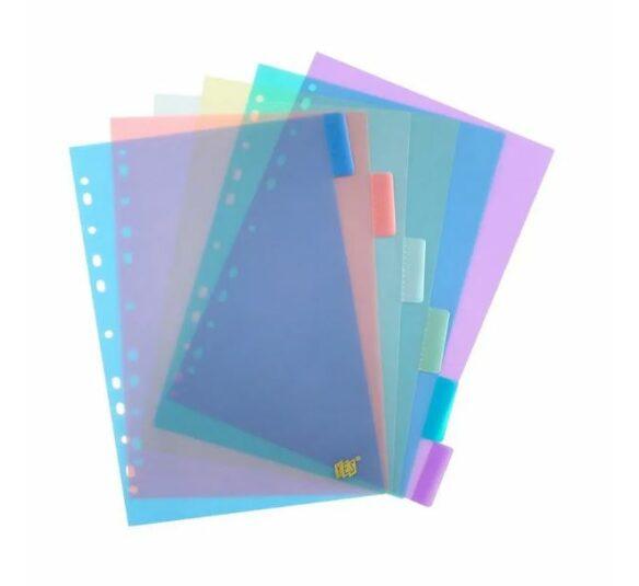 divisoria colorida
