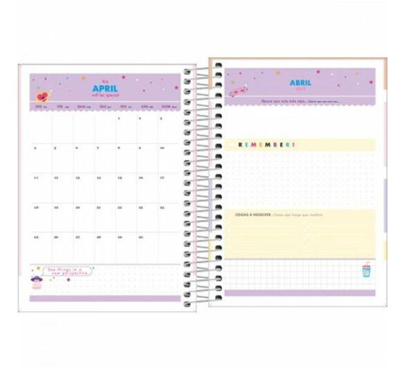 agenda happy 1