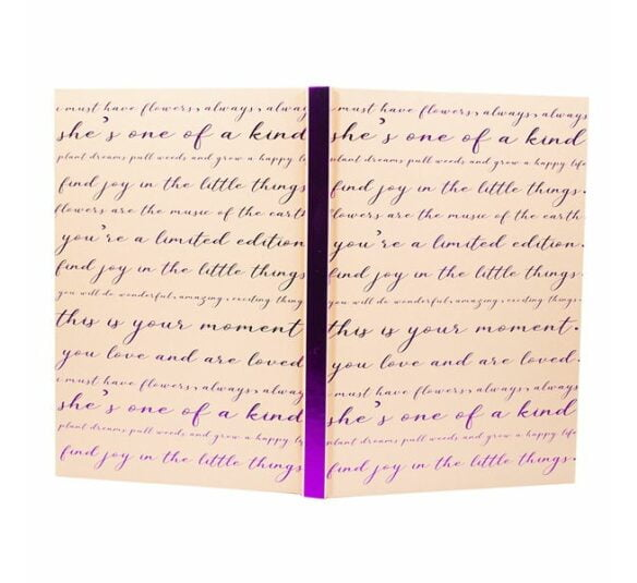 caderno a5 bee unique 4