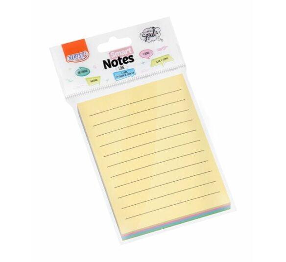 nota adesiva brw